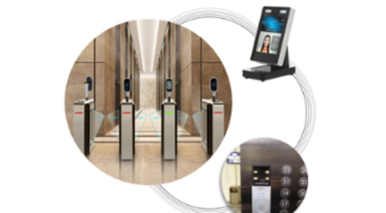 Access control visitor management